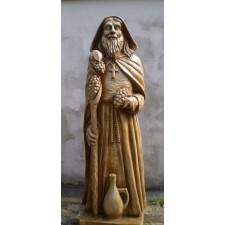 obrázek Dřevěná socha - Sv.Urban