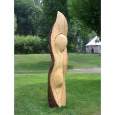 obrázek Dřevěná plastika